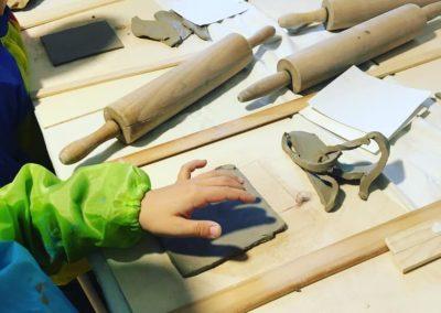 """atelier """"créations en argile"""""""